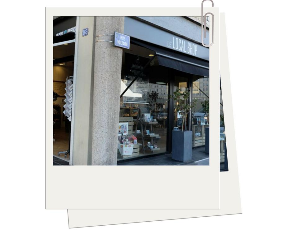 magasin de cadeaux au Havre
