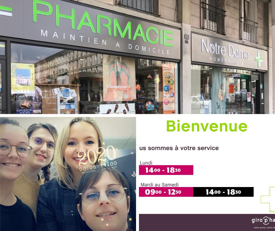 Pharmacie Ouverte au Havre !
