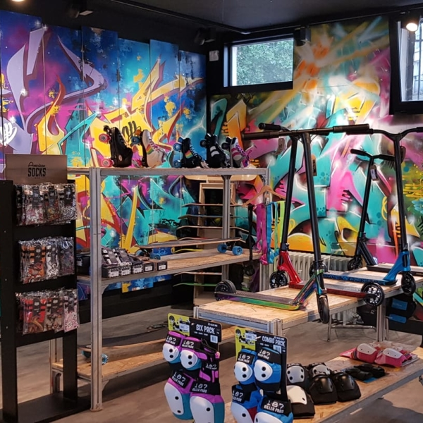Ze Rider's Shop