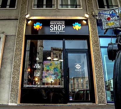 Mascarade Shop