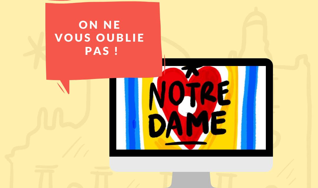 Le click & collect s'invite au quartier Notre Dame !